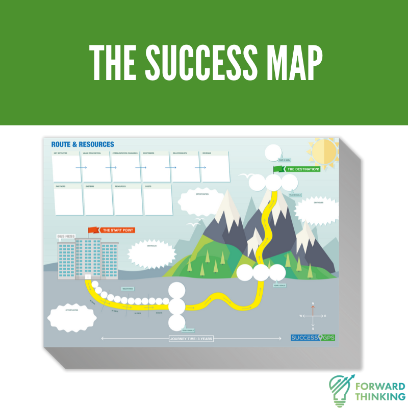 Introducing You To My Success Map…